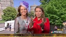 katy tur wedding photo open thread stephanie and katy go to the royal wedding crooks and liars