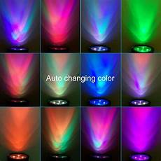 outdoor garden led solar landscape spotlight wall light path lights color change ebay