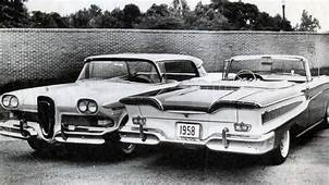 Roy Brown Jr Dies Why Is Edsel The Greatest Failure In