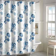 seashell shower curtain buy seashell shower curtains from bed bath beyond