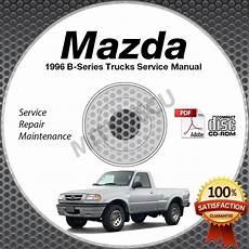 car repair manual download 1996 mazda b series electronic valve timing 1996 mazda b series service manual cd rom workshop repair b2300 b3000 b4000 shop
