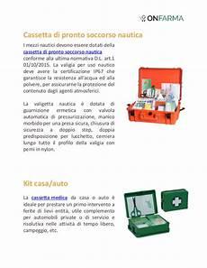 cassetta di pronto soccorso normativa cassetta pronto soccorso la sicurezza prima di tutto