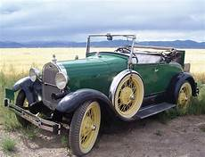 1929 ford model a deluxe roadster