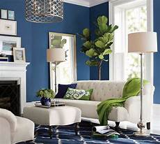 10 reason why blue is the best color for decorating your living room
