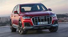 audi q7 neu audi q7 gets a makeover and some new tech carscoops