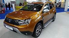 2018 Dacia Duster Prestige 1 5 Dci 110 4x4 Exterior And