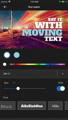 motion app wevideo mobile ios editing app adds pro quality