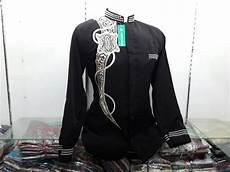 jual baju muslim pria baju koko pria muslim jasko jas koko hitam bordir di lapak ilfa shop ilfashop