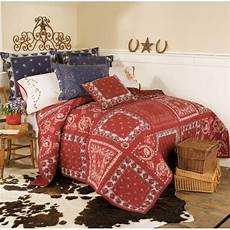 bandana patchwork bedding bedroom pinterest