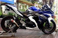 Modifikasi Motor R15 by Galeri Gambar Foto Modifikasi Motor Yamaha R15 R25 150cc