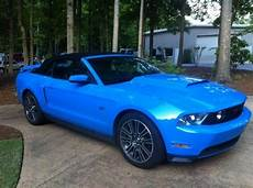 automobile air conditioning service 2010 ford mustang regenerative braking purchase used 2010 ford mustang gt convertible 2 door 4 6l in monticello georgia united states