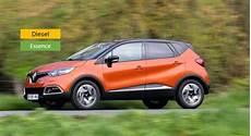 essence ou diesel 2016 renault captur essence ou diesel auto moto