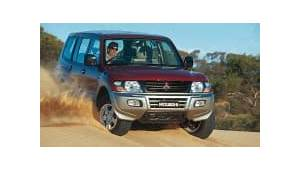 Mitsubishi Pajero Reviews  CarsGuide