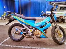 Honda Sonic Modifikasi Velg Jari Jari by Honda Blade Modifikasi Velg Jari Jari Thecitycyclist