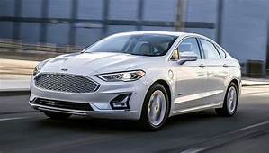 2019 Ford Fusion Price Release Date Specs Engine
