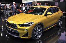 New Bmw X2 Shown In Detroit Ahead Of March Arrival Autocar