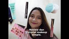 Review Produk Baru Wardah Tutorial Makeup Simple