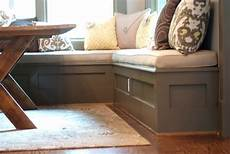 kitchen storage bench plans kitchen storage bench seat plans