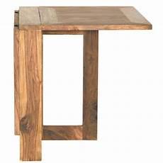 esstisch klappbar esstisch 130x80cm klappbar aus massivholz palisander natur
