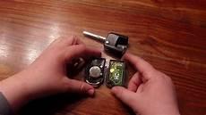 Skoda Schlüssel Batterie Wechseln - skoda zwei tasten schl 252 sselbatterie wechseln