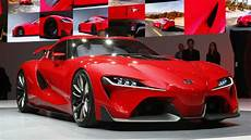 toyota ft 1 sports car pushes past camry corolla towards performance newsday