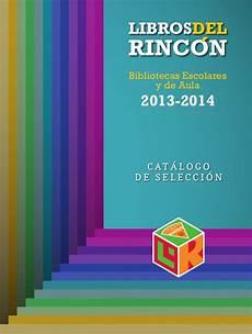 catalogo libro del rincon 2013 2014