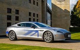 Aston Martin Reveals First Electric Car