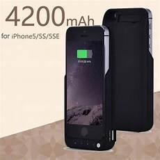 powerbank battery charging for iphone 5 5s se 4200mah