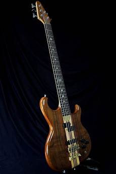 1987 Alembic Persuader 5 String Bass Guitar Grlc1105