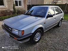 old car owners manuals 1987 mazda familia free book repair manuals 1987 mazda 323 lx with just 9951mls 1owner for sale car