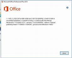 unable to install office 2013 unable to install office 2013 standard on windows 10 build