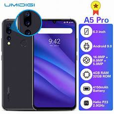 In Stock Umidigi A5 Pro Android 9 0 Global Bands 16mp