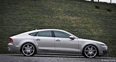 Senner Tunes Out The Audi A7 Sportback 3 0 Tdi Carscoops