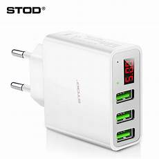 Mobile Phone Charger Real Time Dynamic by Stod 3 Port Usb Charger Led Show Real Time Charing 2 4a