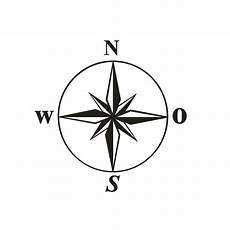 nord west süd ost aufkleber windrose himmelsrichtungen s 252 d nord west ost