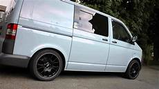 vw porter t5 tuning projects