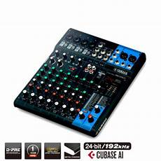table mixage yamaha yamaha table de mixage mg10xu