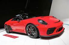 Porsche 911 Speedster Concept Shines In 1 948 Units