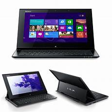 Sony Vaio Ultrabook Tablet Pc Svd1121q2eb 11 6 Zoll 4gb
