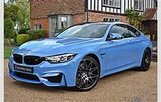 Bmw M4 Competition Blue 2017 Ref 7150145