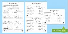 fraction missing numbers worksheets 4044 fractions missing numbers worksheet worksheets
