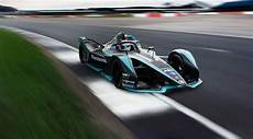 Formula E Jaguar I Type 3 Racecar Engineering