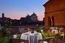 ristorante con terrazza roma ristorante roof garden hotel forum roma rome monti