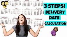 pregnancy due date calculation delivery date calculator