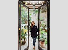 Secret garden: inside interior designer Rose Uniacke's