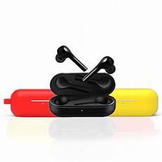 Bakeey Silicone Waterproof Shockproof Dirtproofearphone Storage by Bakeey Portable Shockproof Dirtproof Silicone Wireless