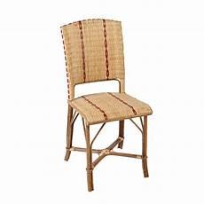 chaise en rotin chaise en rotin bagatelle chaise rotin kok maison