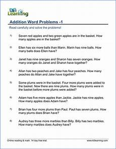 math worksheets for grade 1 addition word problems 9445 grade 1 word problems worksheet word problem worksheets problem solving worksheet word problems