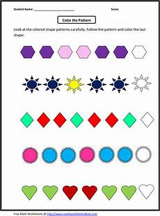 math patterns worksheets with answers 286 the wynne way
