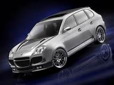 porsche cayenne turbo tuning 2005 suv offroad car vehicles